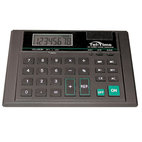 Buy Talking Desk Top Calculator - EnglishB00013KR54 Filter