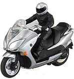 CAUL iRC BIKE / Honda フォルツァZ シルバー