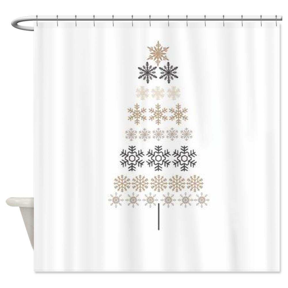 Christmas Trees Shower Curtains Christmas Wikii
