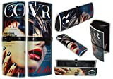 Magazine Clutch Handbag. CovR Brand Rouge Lips Couture Edition. Paparazzi.Red.Black.VOGUE