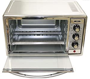 Amazon.com: Oster TSSTTVRB05 Countertop Convection Toaster Oven ...