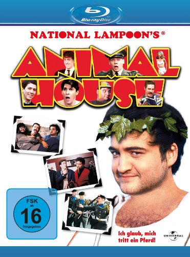 Animal House - Ich glaub, mich tritt ein Pferd [Blu-ray]