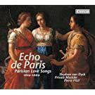 Echo de Paris : Parisian Love Songs
