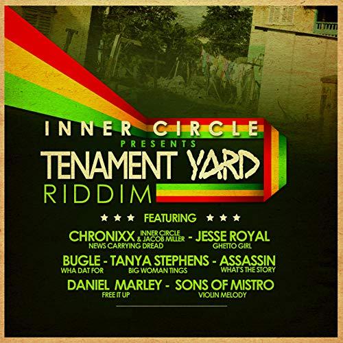 CD : INNER CIRCLE - Tenement Yard Riddim