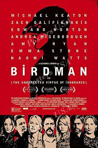 "Posters USA - Birdman Movie Poster - MOV233 (16"" x 24"" (41cm x 61cm))"