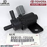 Toyota Part 90910-12220 VALVE, VACUUM SWITCH