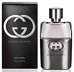 Gucci Guilty Pour Homme By Gucci Edt Spray 47.31 ml