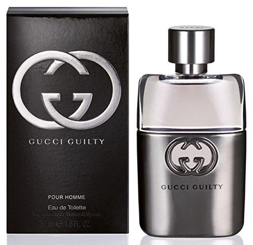 Gucci Guilty Pour Homme Eau de Toilette, Uomo, 50 ml