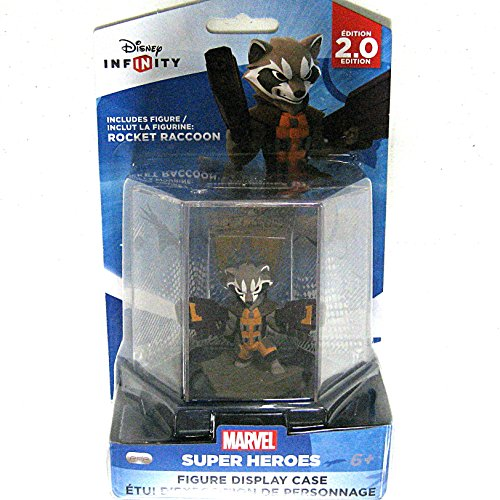 Disney Infinity: Marvel Super Heroes (2.0 Edition) - Rocket Racoon Collector's Edition (Marvel Disney Infinity Case compare prices)