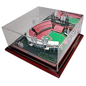 Buy MLB 4750 Limited Edition Platinum Series Stadium Replica of Great American BallPark Cincinnati Reds by Sports Collector's Guild