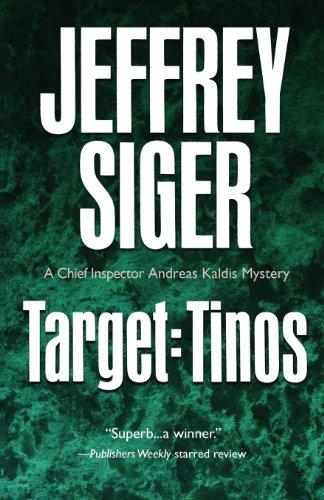 Target: Tinos (Inspector Keen Dunliffe Mysteries)