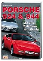 Porsche 924 & 944 Buch