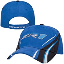 ZR1 Corvette Vanishing Point Hat - Blue