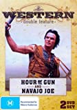 Western Double DVD Pack : Hour of the Gun & Navajo Joe (PAL)