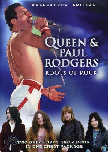 Queen / Paul Rodgers - Roots Of Rock (2 Dvd+Libro)