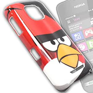 HARD Back Case Cover POUCH For Nokia Asha 311 - BN15