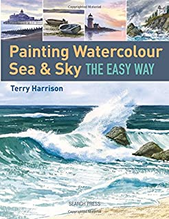 Book Cover: Painting Watercolour Sea & Sky the Easy Way