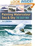 Painting Watercolour Sea & Sky the Ea...
