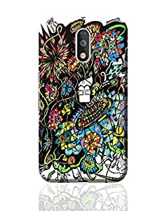 PosterGuy Moto G4 Plus Covers & Cases - Posterguy In Amazing Amazon | Designed by: Psyd Effects