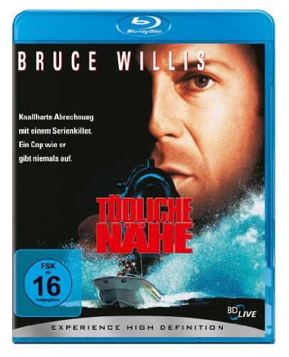 Tödliche Nähe - Thrill Edition [Blu-ray]