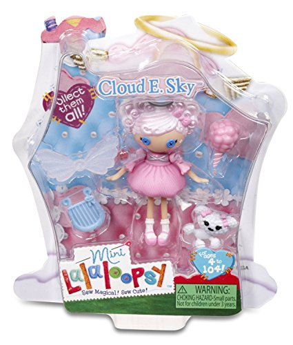 Mini Lalaloopsy Doll - Cloud E Sky - 1