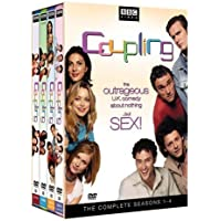 Coupling The Complete Seasons on DVD