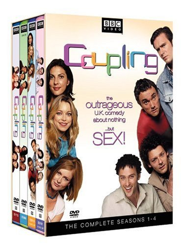 Coupling - The Complete Seasons 1-4 movie