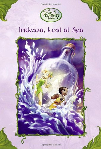 Iridessa, Lost at Sea (A Stepping Stone Book(TM))