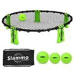 GoSports Slammo Game Set Includes-3 B...