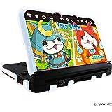妖怪ウォッチ NINTENDO 3DSLL専用 カスタムハードカバー2 ジバニャンVer.