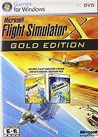 Microsoft Flight Simulator X Gold Edition (輸入版)