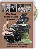 img - for The Frog Blues & Jazz Annual No.3 (The Musicians, the Records & the Music of the 78 Era.) [Book + CD] book / textbook / text book