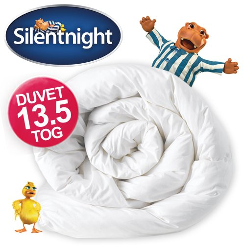 Silentnight Ultrawarm 13.5 Tog Winter Duvet - Double / King Size - Extra Thick