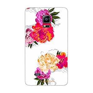 Designer Phone Covers - Samsung Note 4 Edge-flowers