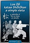 Los 26 katas Shotokan a simple vista