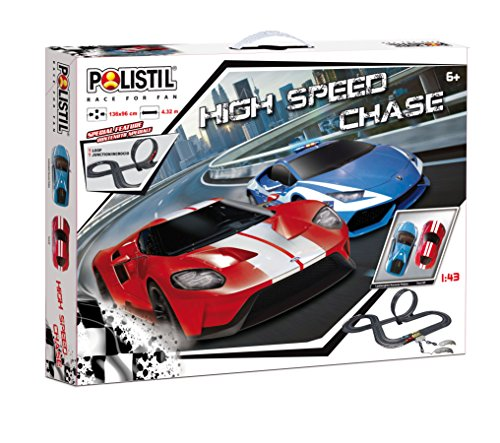 Polistil 960345 - Pista Elettrica High Speed Chase