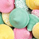 Smooth N' Melty Assorted Nonpareils Mints: 25LB Case