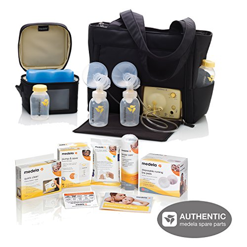 Medela Pump In Style Advanced On-the-go Tote Breastpump with FREE Accessory Set - 1