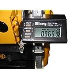 Lector digital Wixey WR510 para fresadora, con fracciones.