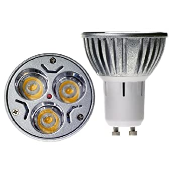 lampadina gu : XE-CREE GU10 3*2 6W LED Spotlight Bulb Cool White: Amazon.co.uk ...