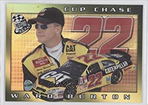 Ward Burton (Trading Card) 2002 Press Pass [???] #CCR2 by Press Pass