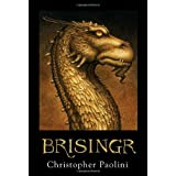 Brisingr  (The Inheritance trilogy)par Christopher Paolini