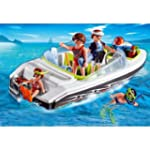 Playmobil 4862 Family Speedboat