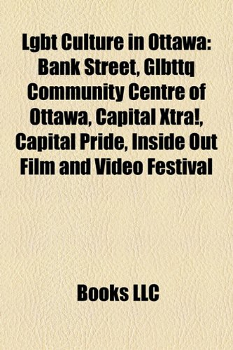 Lgbt Culture in Ottawa