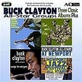 echange, troc Buck Clayton - 3 Classic Albums Plus