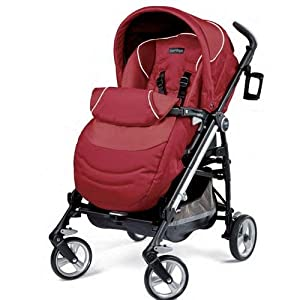 Peg Perego 2012 Peg-Perego Pliko Switch Four In Geranium at Sears.com
