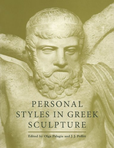Personal Styles in Greek Sculpture.