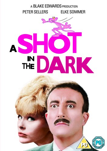 A Shot In The Dark [DVD] [1964]
