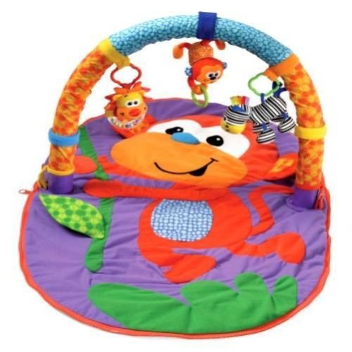 Infantino-Folding-Baby-Activity-Center-Gym-Play-Mat-New front-482886