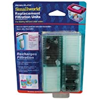 Penn-Plax Small World Filter Units & Replacement Cartridges for Small Tanks